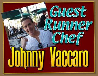 RunnerDude's Blog: Guest Runner Chef: Johnny Vaccaro