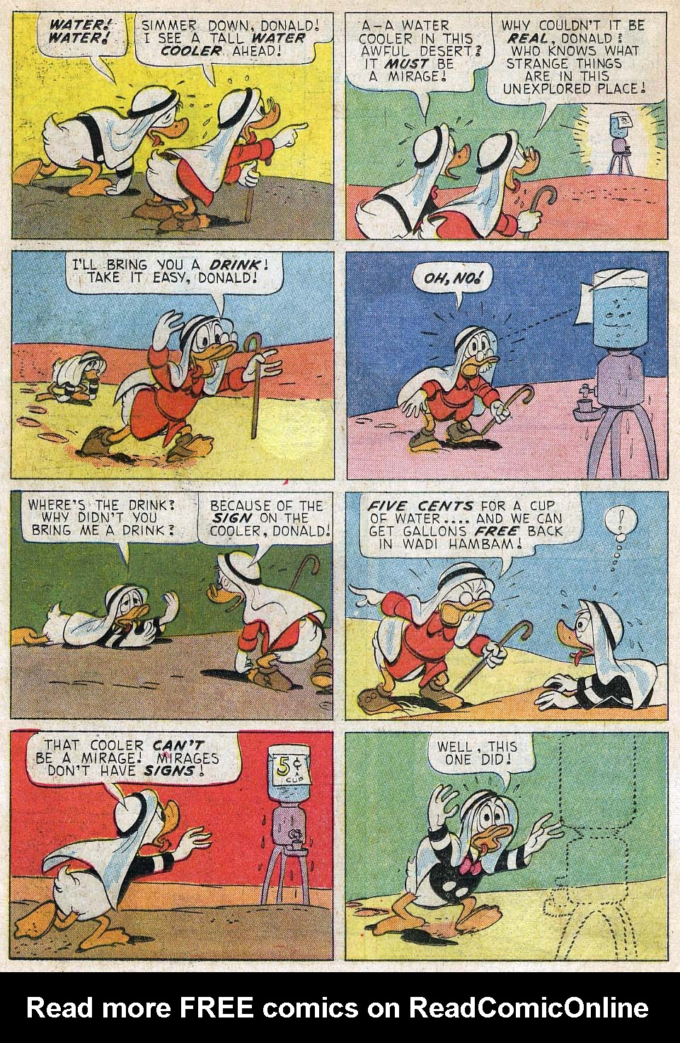 Read online Uncle Scrooge (1953) comic -  Issue #55 - 17