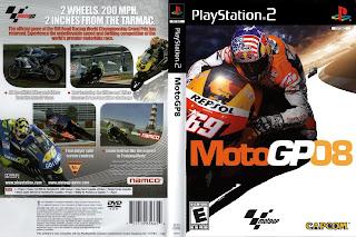 Download - MotoGP 08 | PS2