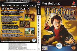 Download - Harry Potter e a Câmara Secreta | PS2