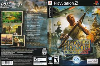 Download - Medal of Honor: Rising Sun | PS2