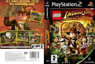 Download - LEGO Indiana Jones: The Original Adventures | PS2