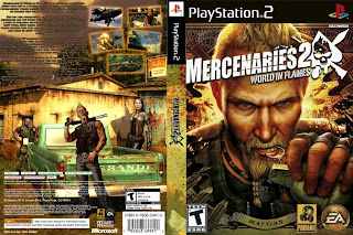 Download - Mercenaries 2: World in Flames | PS2