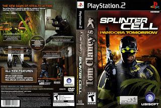 Download - Tom Clancy's Splinter Cell: Pandora Tomorow | PS2
