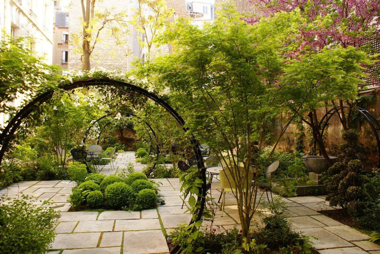 Jardin D: Paradis Express: Jardin Secret D'Alain
