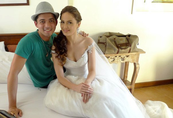 Kristine Hermosa Wedding Photos | Sexiest Pinays