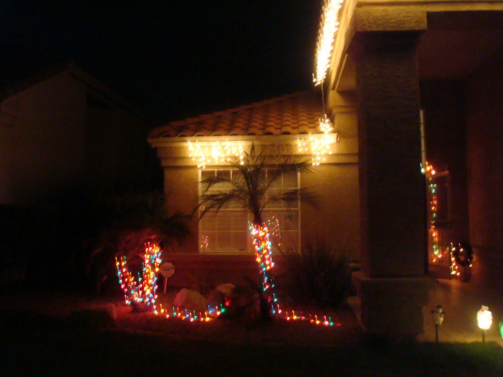 ghetto christmas lights