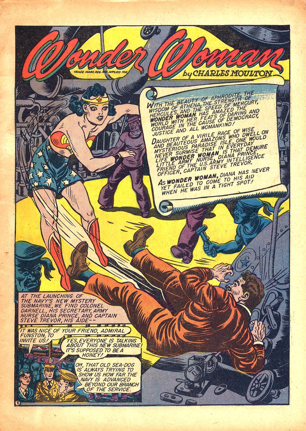 Read online Sensation (Mystery) Comics comic -  Issue #5 - 3