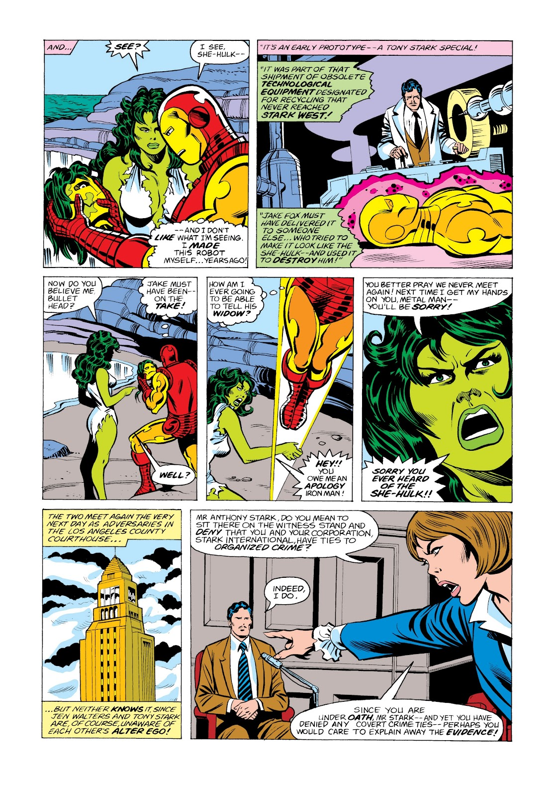 Marvel Masterworks: The Savage She-Hulk issue TPB_1_(Part_2) - Page 12