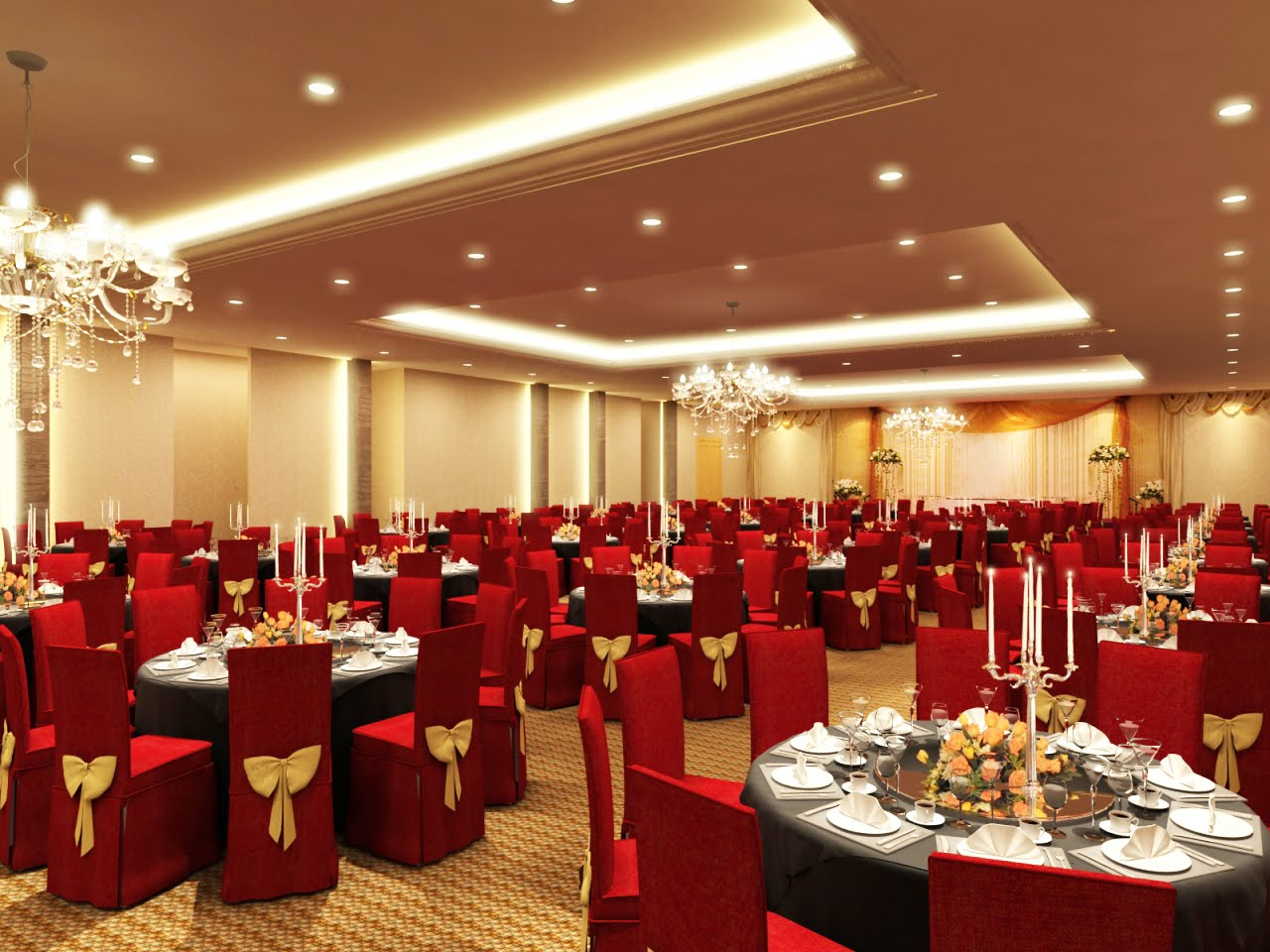 dilemma between a wedding dinner banquet lunch or reception