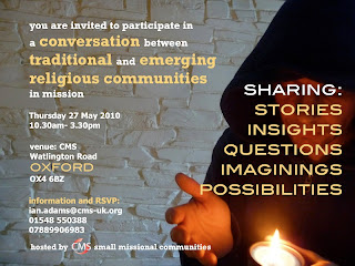 religious communities conversation