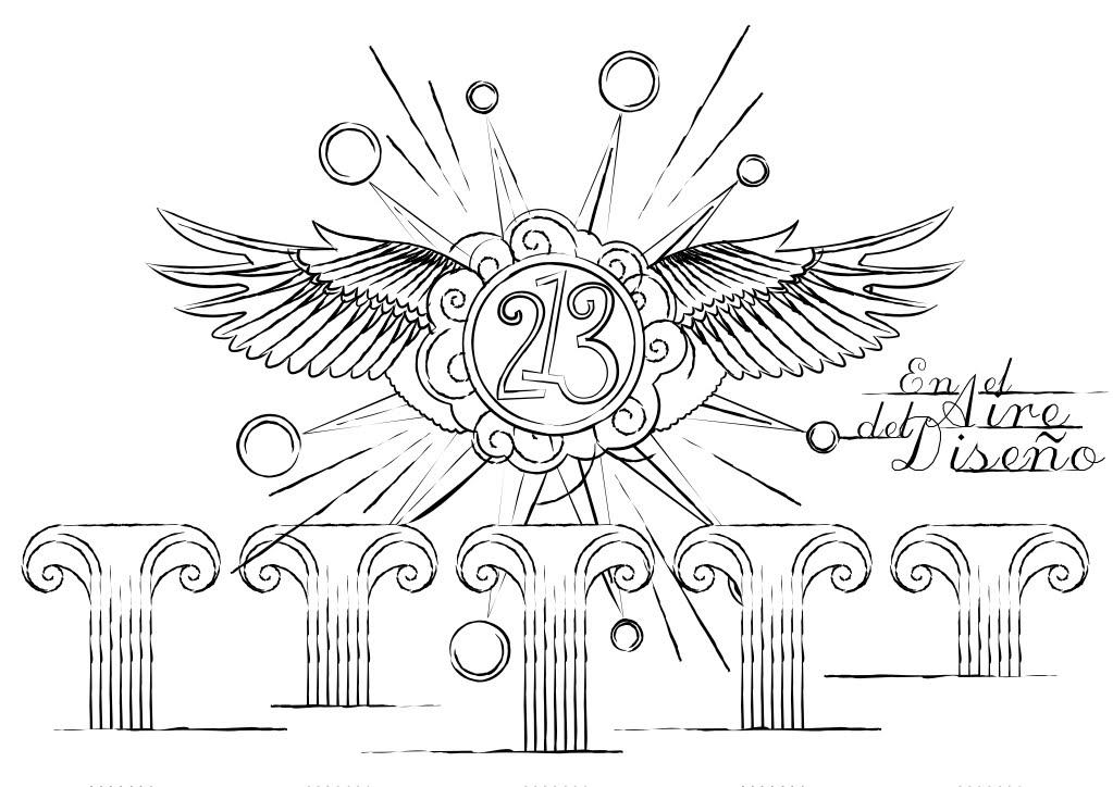 213 Diseño gráfico: En el aire del diseño