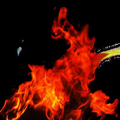 213 Diseño gráfico: Efecto fuego en Photoshop