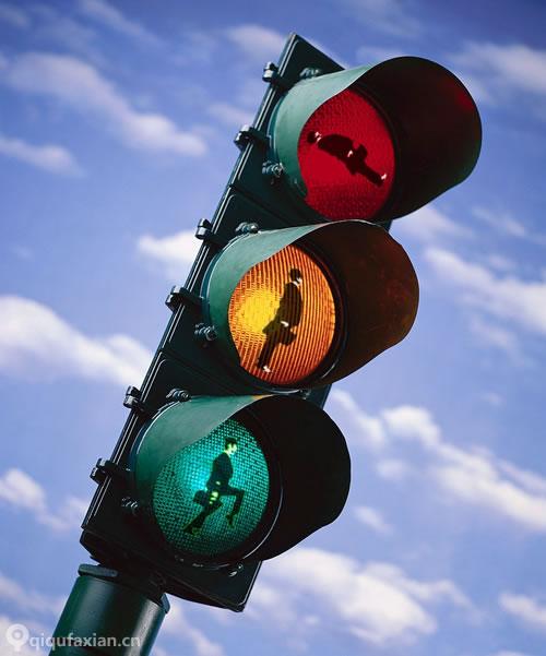 浚言浚語: Day 248: 紅綠燈