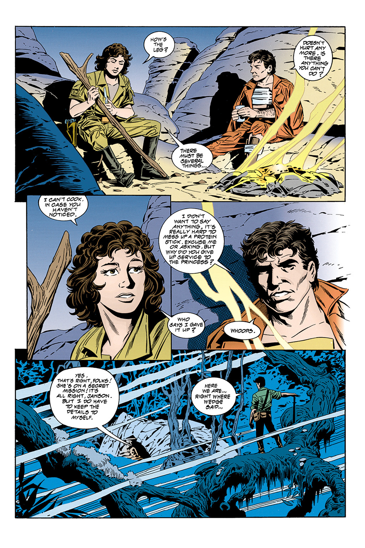 Read online Star Wars Omnibus comic -  Issue # Vol. 1 - 145