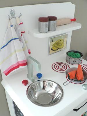 Chrome Paint Kitchen
