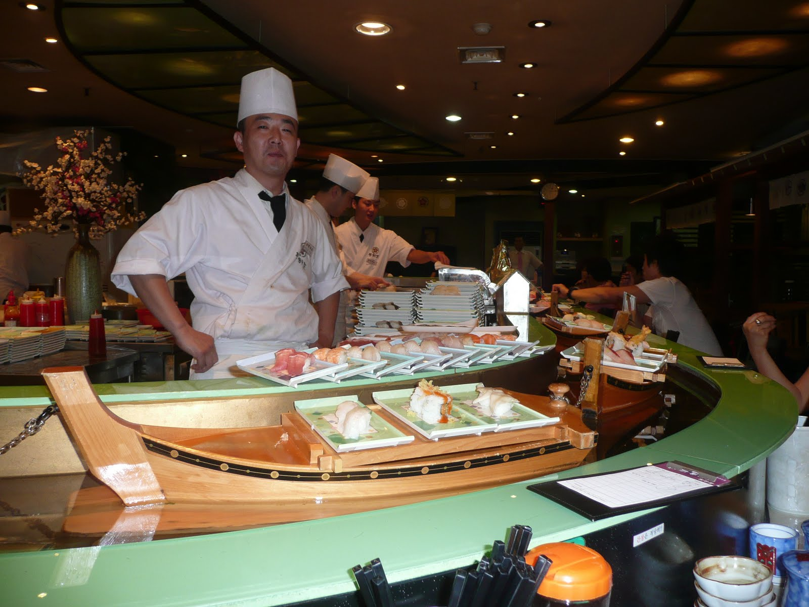 Seoul Restaurant Reviews All You Can Eat Sushi In 40 Minutes Gangnam Station A free inside look at company reviews and salaries posted anonymously by employees. seoul restaurant reviews blogger