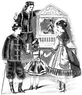 Image result for victorian illustration kids