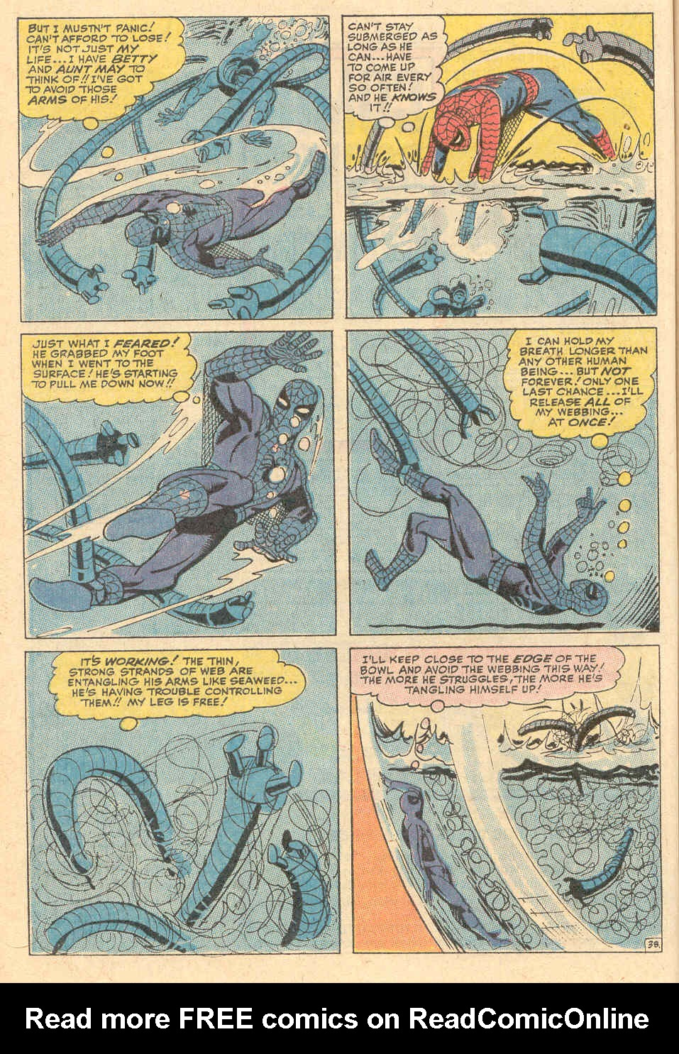 The Amazing Spider-Man (1963) _Annual_6 Page 38