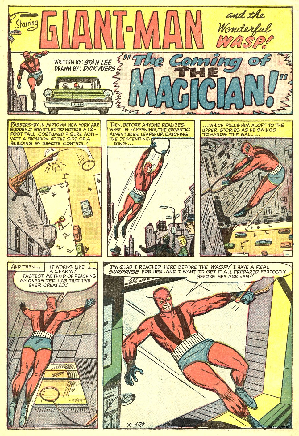 Tales to Astonish (1959) issue 56 - Page 3