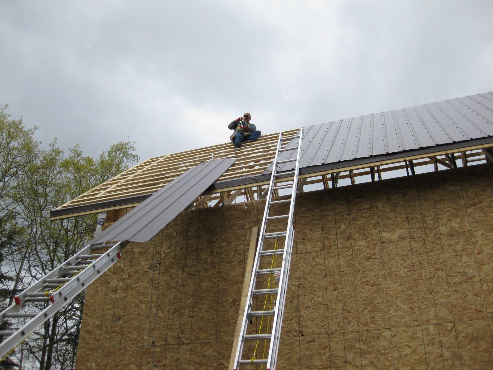 Simple Man Simple Plan Metal Roofing Started