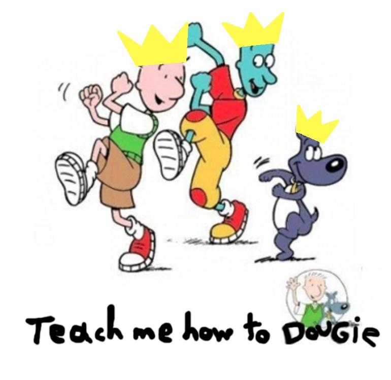 Teach Me How To Dougie Dance Moves