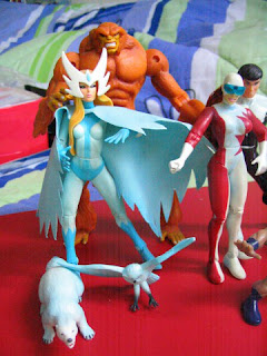 Alpha Flight Marvel Legends PUCK SNOWBIRD NORTHSTAR AURORA SASQUATCH Shaman Guardian Vindicator