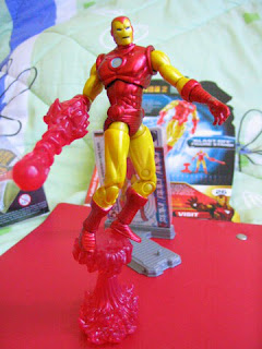 Marvel Universe Iron Man 2 movie Tony Stark Crimson Dynamo