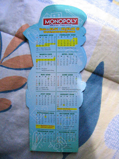 Hasbro Parker Brothers Monopoly Here and Now World Edition bookmark Malaysia Kuala Lumpur