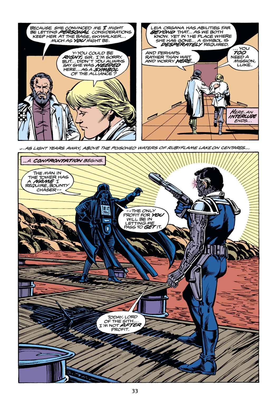 Read online Star Wars Omnibus comic -  Issue # Vol. 14 - 34