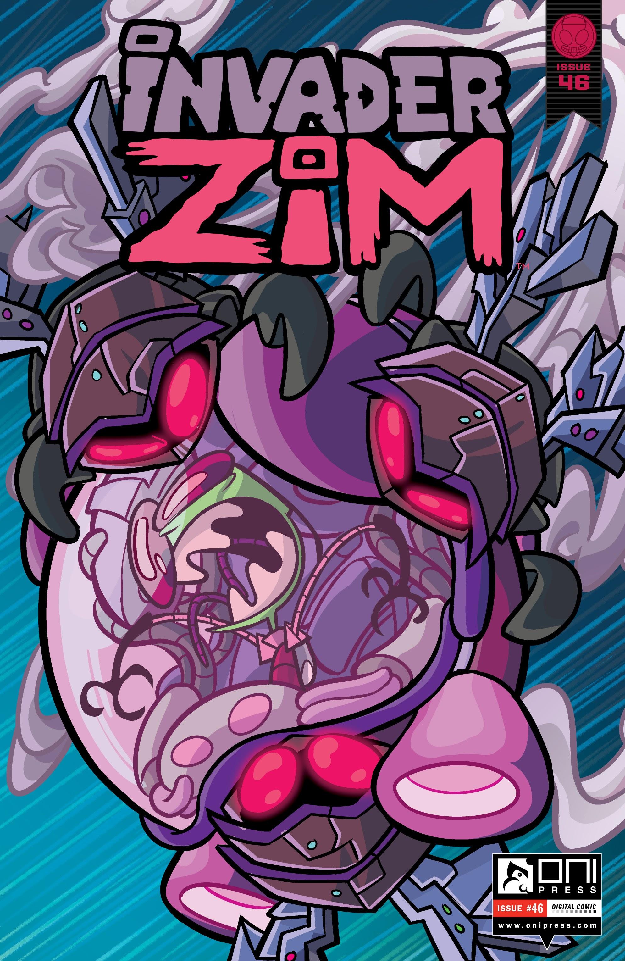 Invader Zim 46 Page 1