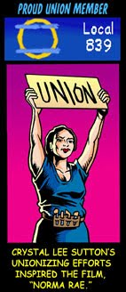 work union, live better!
