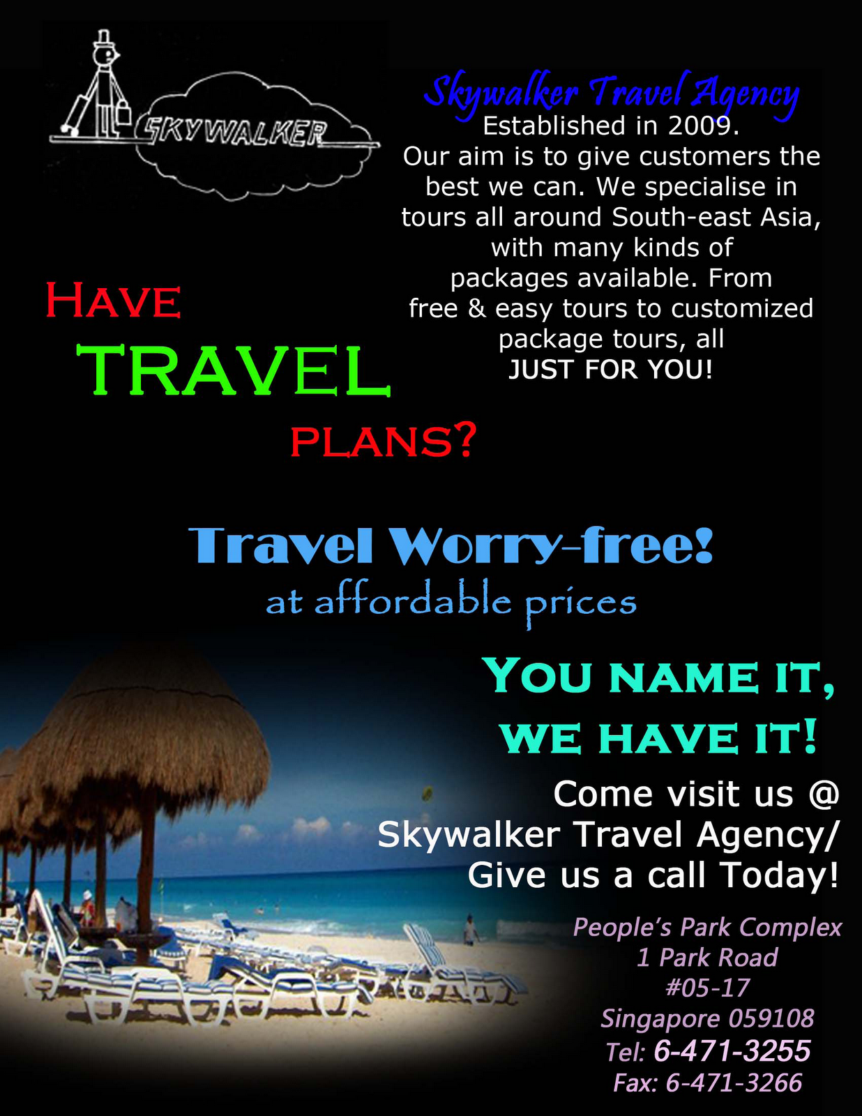 Small World Travel Agency Reviews