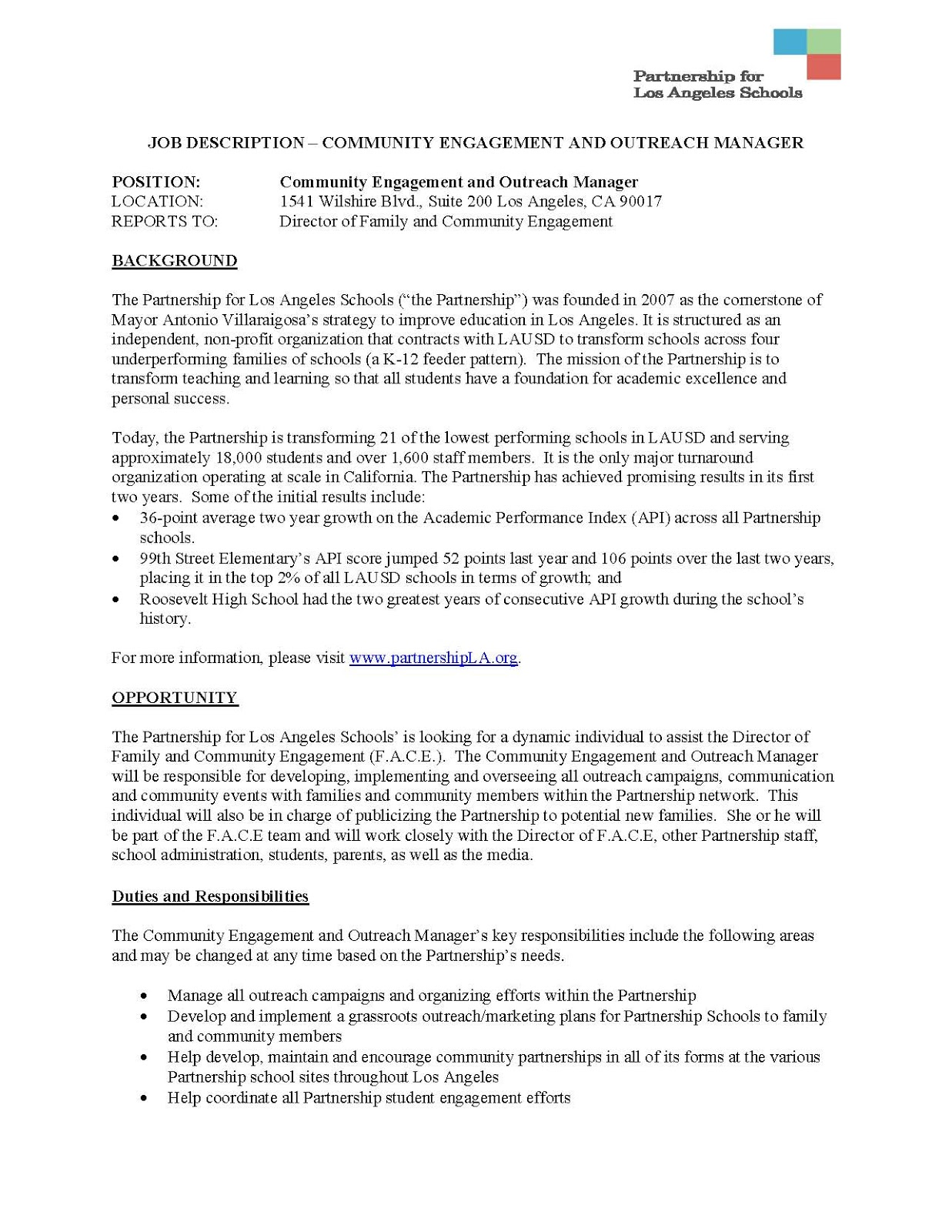 community outreach resume objective cipanewsletter outreach resume