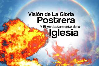 Resultado de imagen para SERA TIEMPO DE LA GLORIA POSTRERA