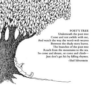 Resultado de imagen de shel silverstein poems