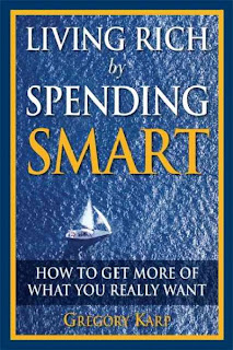 Living rich by spending smart book cover