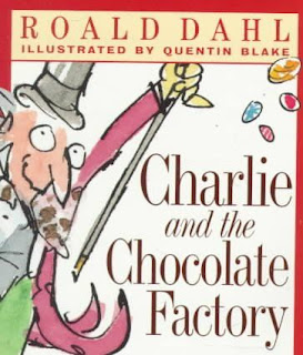 Cover of Charlie and the Chocolate Factory