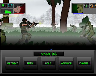 Zombie Flash Game