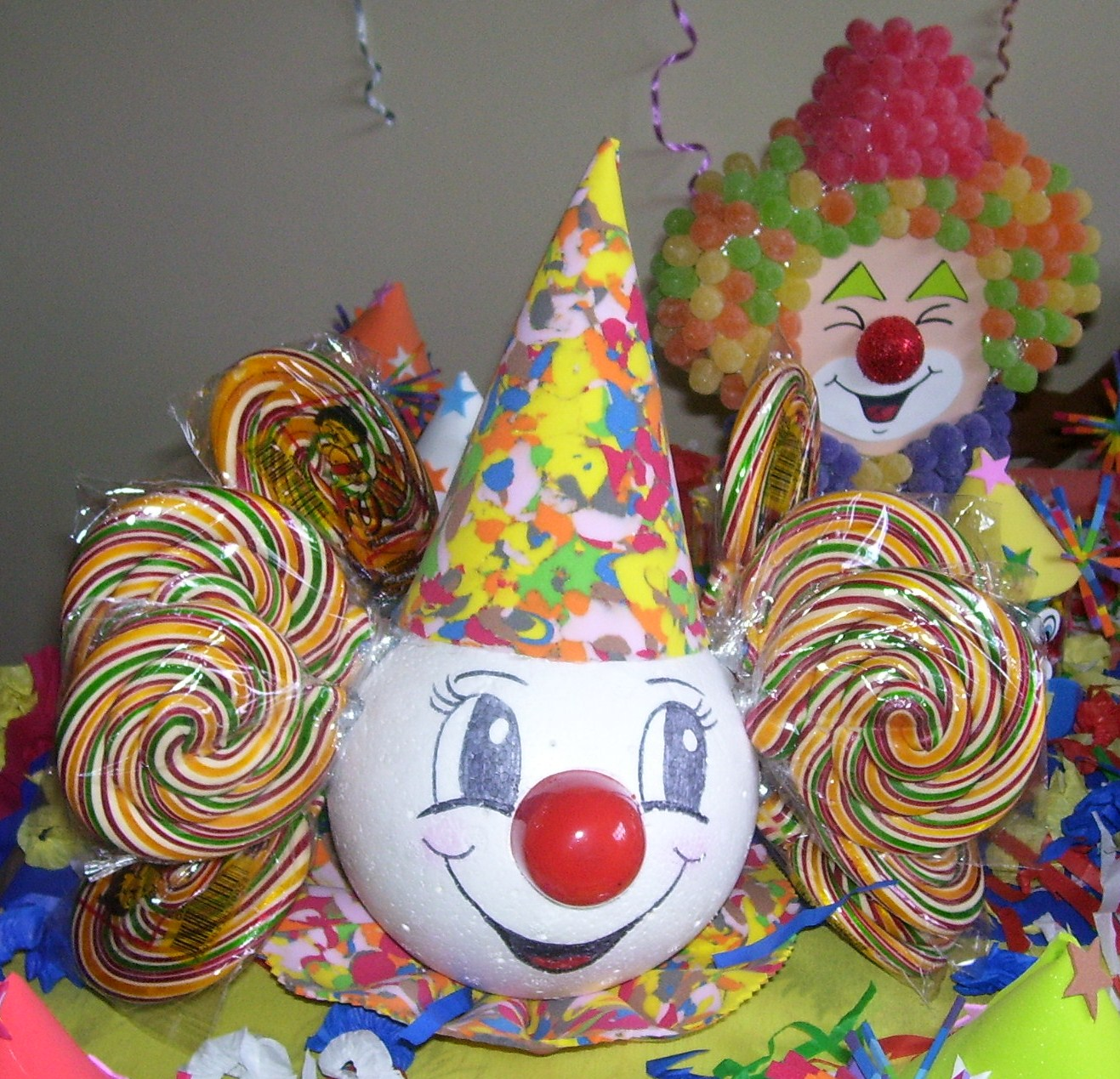 Circus Theme Party, Carnival
