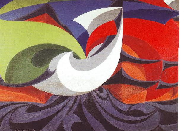 Jayde Donna Lynn Inspiration Abstract Expressionism Futurism