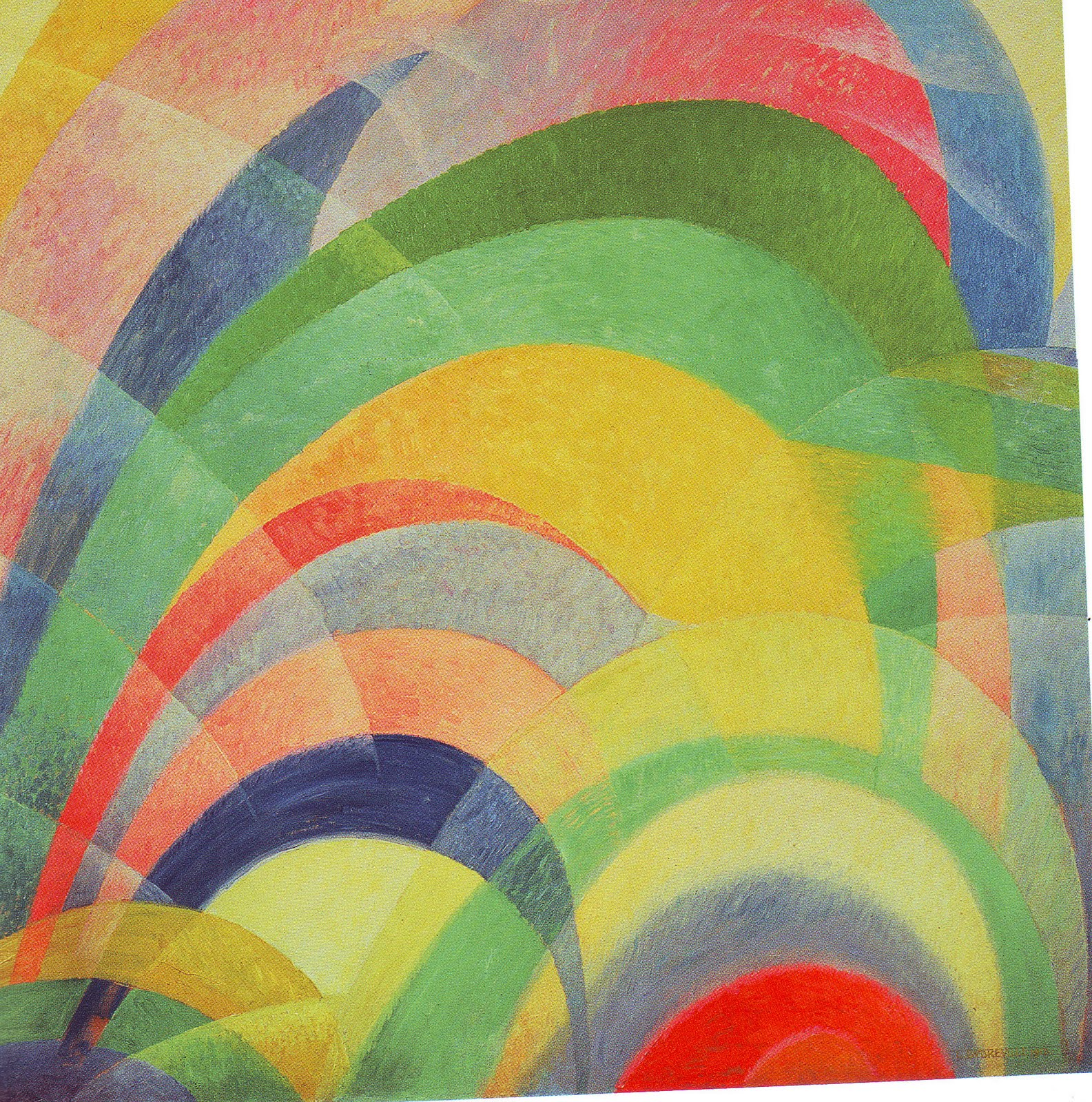 Jayde donna Lynn: Inspiration: Abstract expressionism/Futurism
