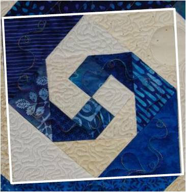 Snail Trail Quilting Pattern Free Quilt Patterns