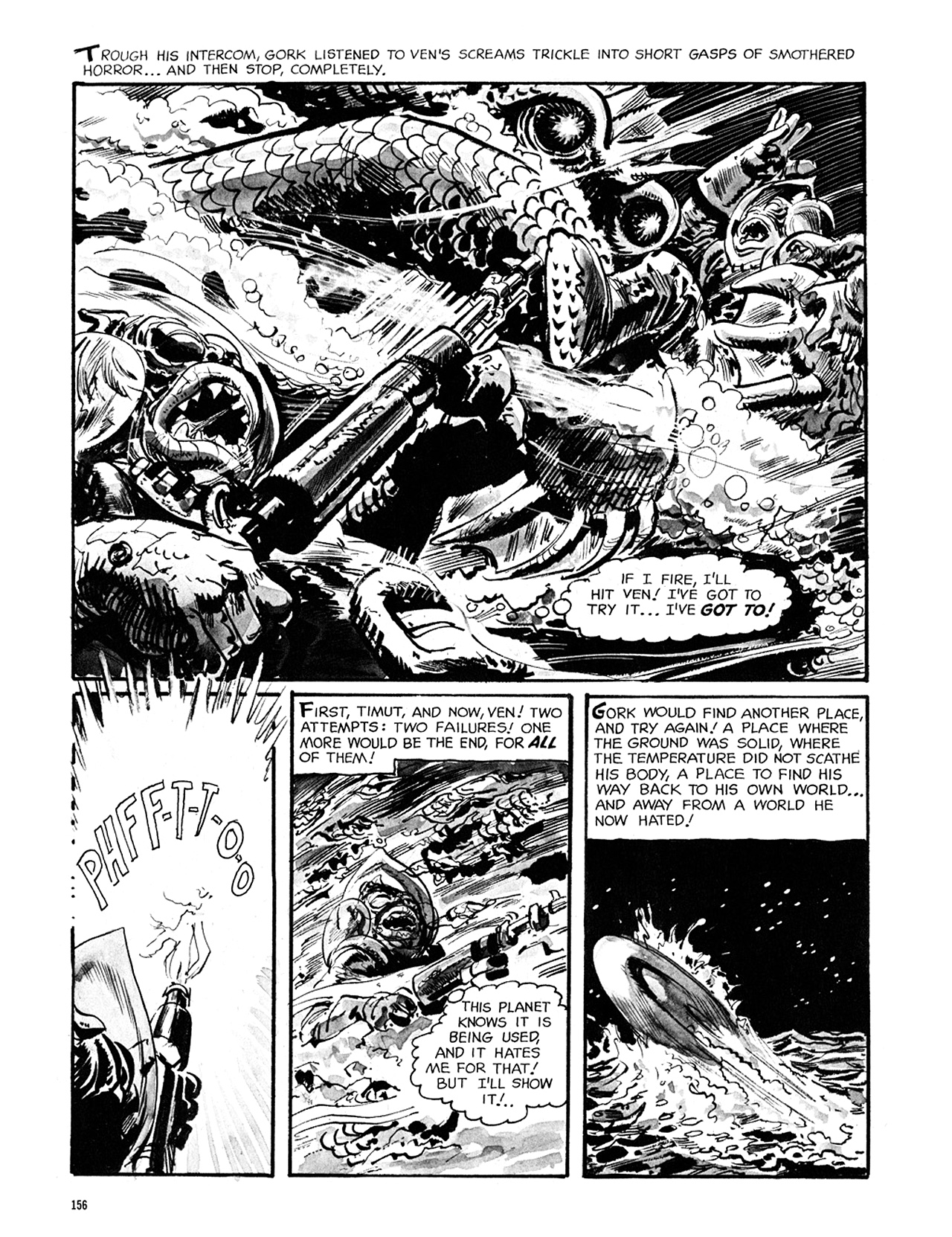 Read online Eerie Archives comic -  Issue # TPB 5 - 157