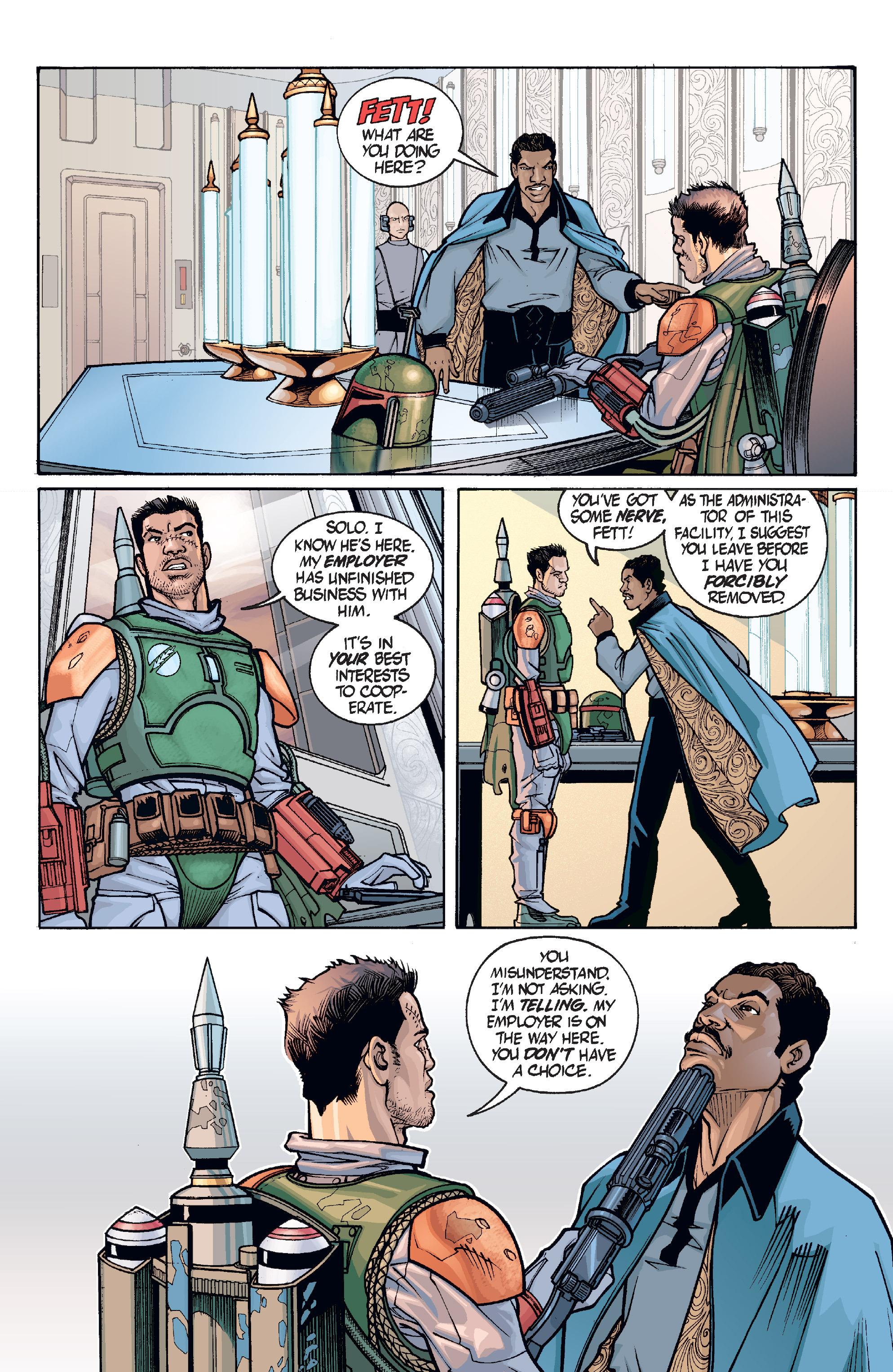 Read online Star Wars Omnibus comic -  Issue # Vol. 27 - 118