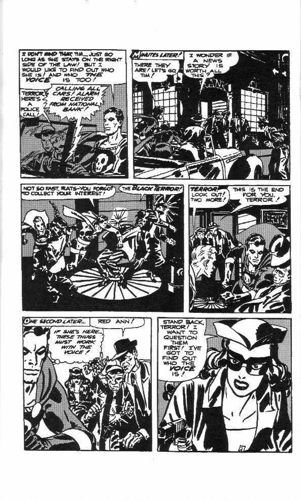 Read online Men of Mystery Comics comic -  Issue #48 - 44