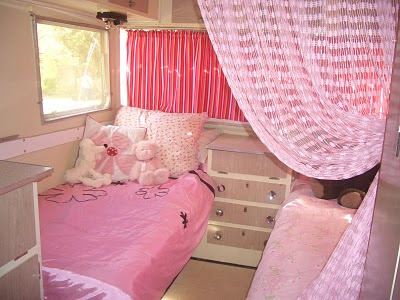 My Dream Home Is Portable Vicky Gets Pinked
