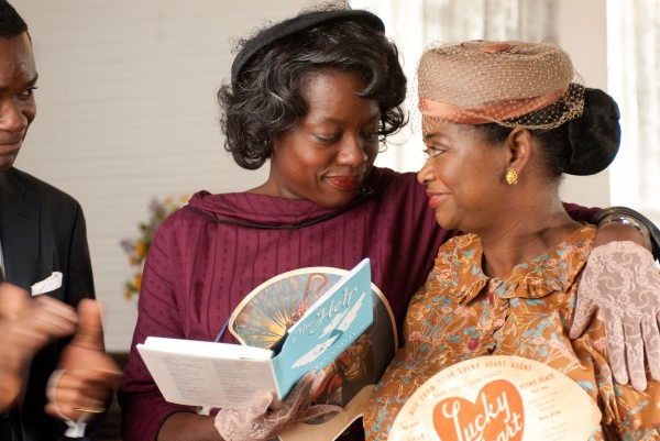 The Book Patch: Summer Movie (and Chocolate Pie, of course) Octavia Spencer In The Help Pies