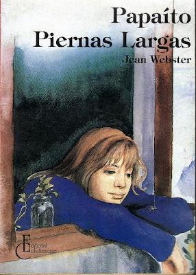 Libros Usados: Papaíto Piernas Largas, Jean Webster
