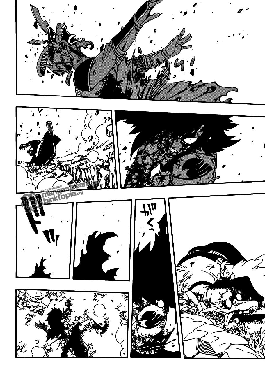 Fairy Tail chap 212 trang 16